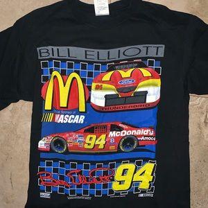 1997 Bill Elliot NASCAR T shirt